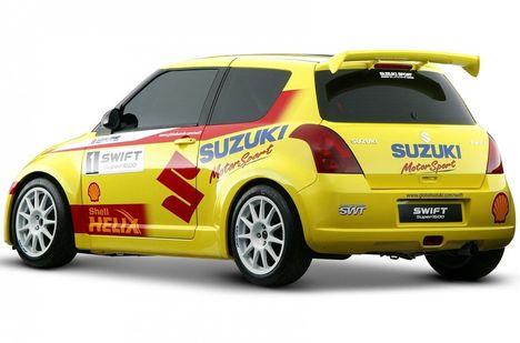 Suzuki Swift S1600 04