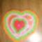 Szív alakú Doboz Valentin Napra
