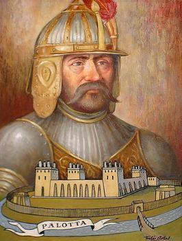 Tatár Antal - Thuri György várkapitány