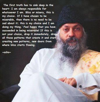 """""""A legelső igazság, amit fogadj mélyen a szívedbe: »Bármi is vagyok..."""