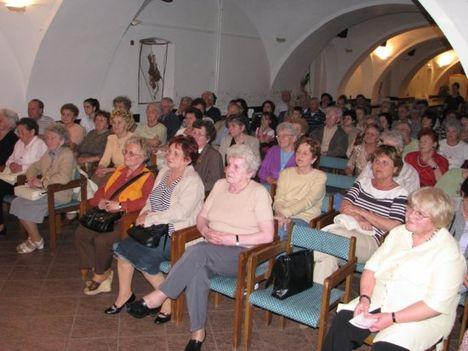 Budai Ilona előadóesten