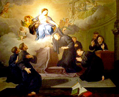 Február 17:A szervita rend hét szent alapítója