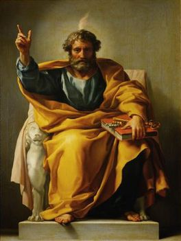 Február 22:Szent Péter apostol székfoglalása