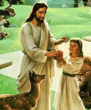 Jezus es a gyerekek. 1