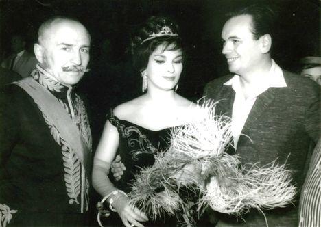 Rátonyi Róbert Alfonsoval és Tiboldy Máriával