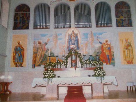 Sopron Szent Györg y  templom