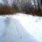 Túra a befagyott Öregszigeti belső tó jegén, Kisbodak 2017. február 03.-án 34