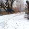 Túra a befagyott Öregszigeti belső tó jegén, Kisbodak 2017. február 03.-án 4