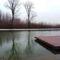 Úszóművek a Mosoni-Duna partján, Mosonmagyaróvár 2017. február 10.-én 3
