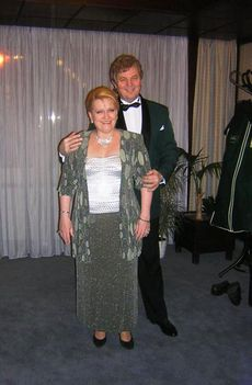 Domonkos Zsuzsa és Vajk György