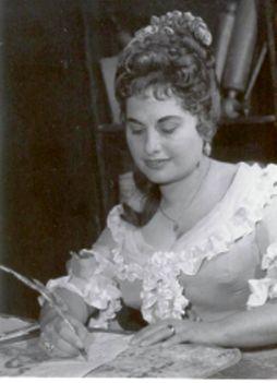 Erdész Zsuzsa  Rossini: A szevillai borbély - ROSINA