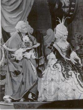 Erdész Zsuzsa és Rátonyi Róbert  Kacsoh Pongrácz: János vitéz - Francia királykisasszony