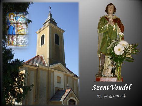 Hövej védőszentje Szent Vendel