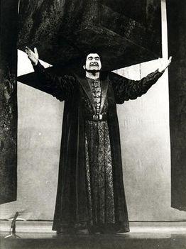 Melis György - Kékszakállú