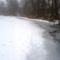 Téli kisvizes időszak az Erdei Duna-ágon, Lipót 2017. február 03.-án 10
