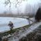 Befagyott a Kanka tó, Dunaremete 2017. február 03.-án 1