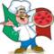 Olasz szakács