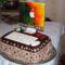 Olivérem szülinapi tortája 14 éves