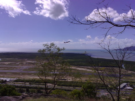 Cairns madártávlatból