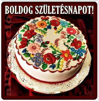 Még sok-sok egészségben és vidámságban gazdag évet kívánok.Boldog születésnapot.