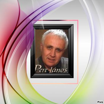 Pere János énekes