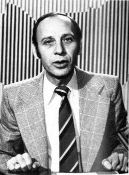 Varga József tévébemondó