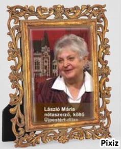 László Mária nótaszerző, költő, szervező