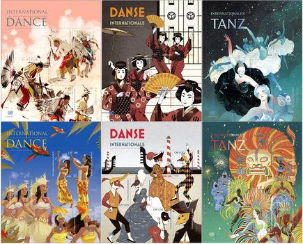 Világ táncai