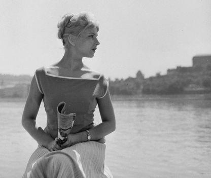 Házy Erzsébet a Duna-parton (1967)