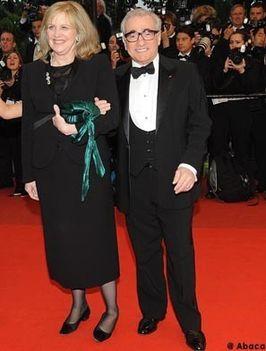 Helen Morris és Martin Scorsese
