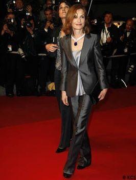Isabelle Huppert, a zsűri elnöke