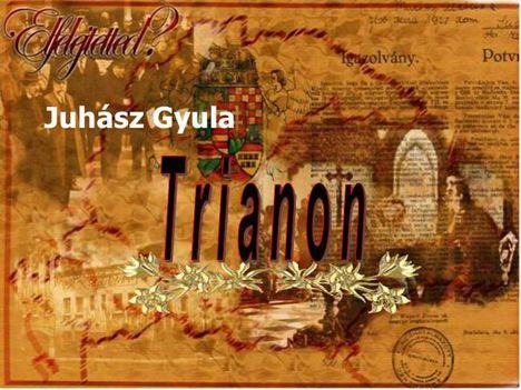 Juhász Gyula: TRIANON