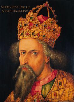 Luxemburgi Zsigmond, magyar király és német-római császár