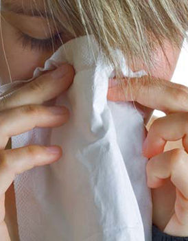 Allergiás tünetek