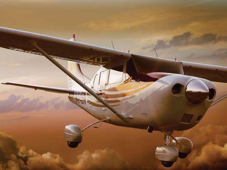 Cessna háttérkép