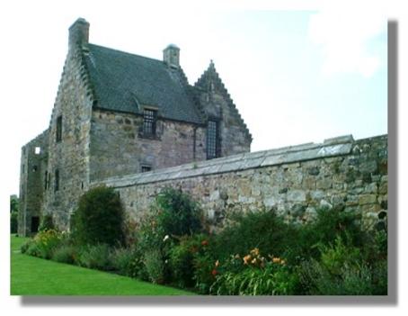 Arberdour kastély