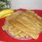 Bananos nutelas palacsinta
