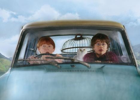 HP és a Titkok Kamrája