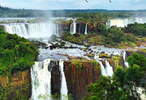 Iguacu Falls 1