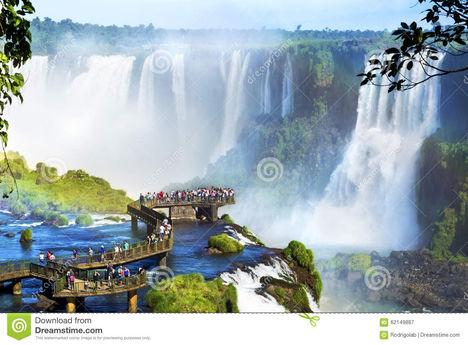Iguacu Falls 5