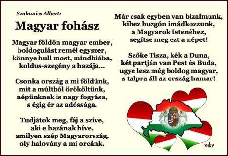 Magyar fohász