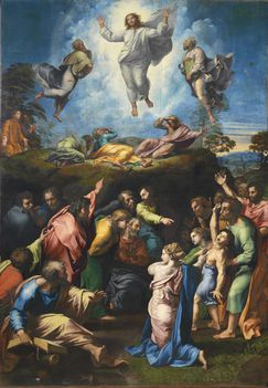 Raffaello _The Transfiguration