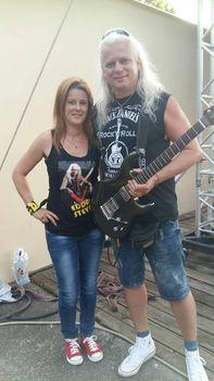 Steve és Noncsi :)