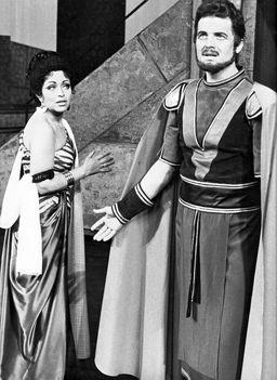 Vajk György - Maria Tersa Uribe - Aida