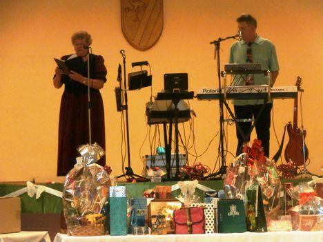 35 éves nagytétényi nyugdíjasklub