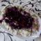 Áfonya mártással  készült sült hús