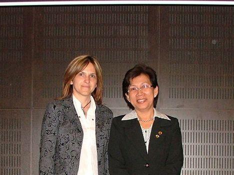 Jane Yau ganoterapeutával