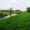 Lajta (Leitha) folyó főmeder Nickelsdorf térségében, 2017. április 22.-én 1