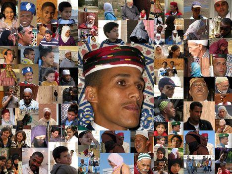 Marokkói Emberek