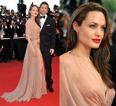 Angelina Jolie és Brad Pitt